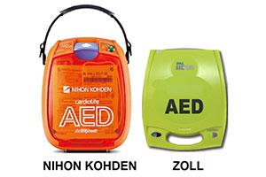 MÁY SỐC TIM NGOÀI TỰ ĐỘNG (AED)