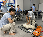 FREE CPR AND AED HOW TO USE TRANING