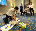 FREE CPR AND AED KNOW-HOWTRANING